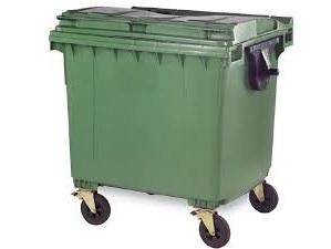 مخازن پلی اتیلن زباله