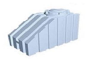 ابعاد مخازن پلی اتیلن زیر پله