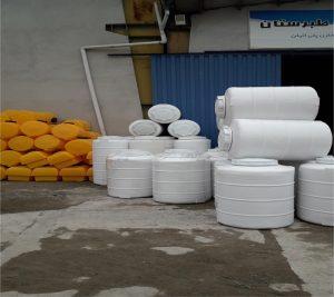 خط تولید انواع مخازن پلاستیکی