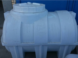 شرح فنی مخزن 500 لیتری پلی اتیلن عمودی سه لایه