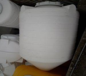 تولید انواع وان پلاستیکی 1000 لیتر