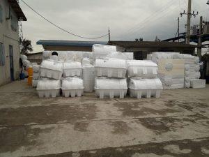تولید مخازن پلاستیکی