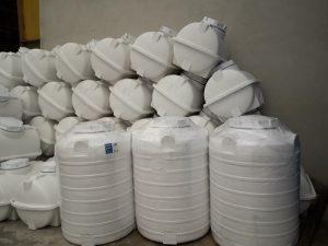 مخازن آب پلاستیکی با کیفیت