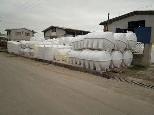 قیمت فروش مخزن آب پلاستیکی در اصفهان