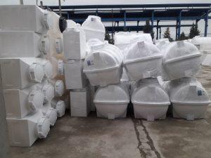 فروش مخزن آب پلاستیکی به قیمت کارخانه
