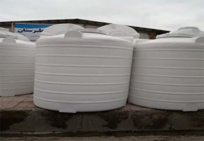 موارد کاربرد مخزن آب پلی اتیلن